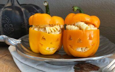 Halloween Mac N' Cheese