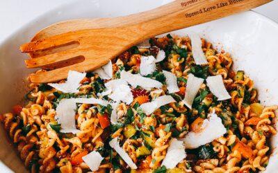 Retro Pasta Salad